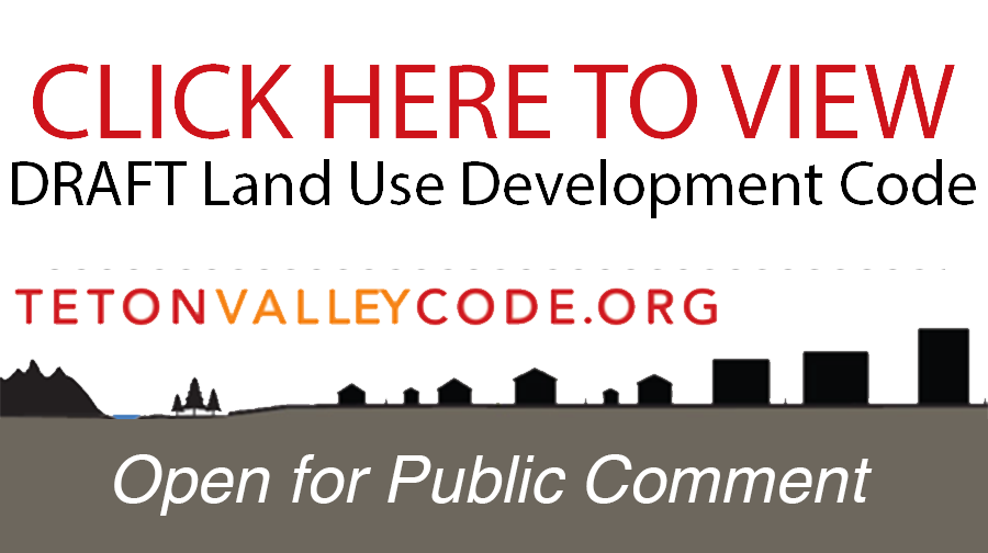 Draft Land Use Development Code - Open for Public Comment